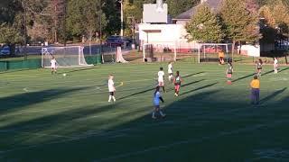 20181018 Girls Soccer - International