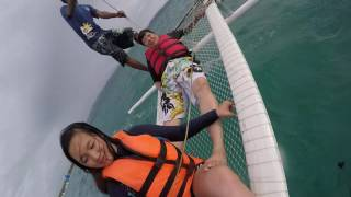 Video Boracay Trip - Paraw Sailing Part 1 (June 20, 2015) download MP3, 3GP, MP4, WEBM, AVI, FLV Desember 2017