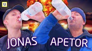 Jonas møter Apetor ❤️