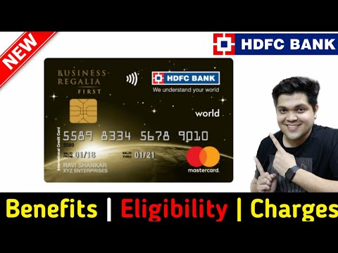 Avail 4 reward points on rs. Hdfc Regalia First Credit Card Full Details Benefit Eligibility Fees 2021 Edition Youtube