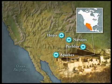 Indianerstamme Nordamerikas Karte.2004 12 08 Mit Offenen Karten Indianer Nordamerikas
