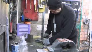 видео отремонтировать кузов субару