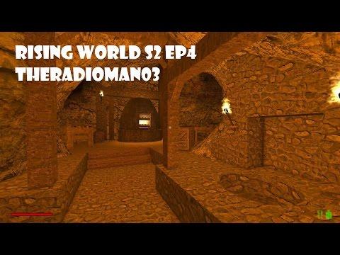 "Rising World S2 EP4 ""Mine/Blacksmith"""