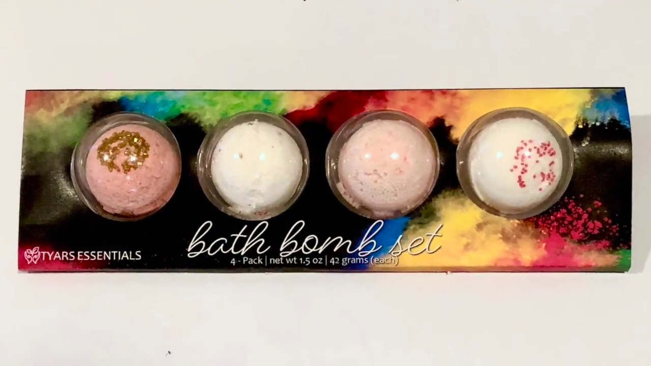 Bath Bomb Packaging Template For 175 Round Plastic Blisters Youtube