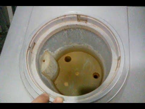 Чистка кулера для воды.