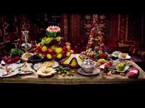 Azerbaijan cuisine / Holiday Azerbaijan Travel Group