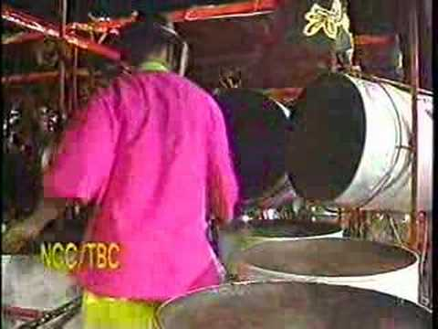 Renegades - 'The Bees Melody' Steelband Panorama