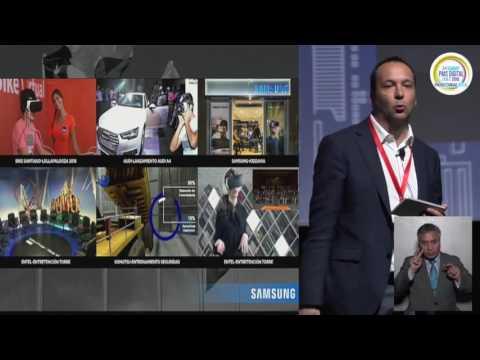 Eduardo Roman, Samsung Chile Presentación en Summit País Digital 2016
