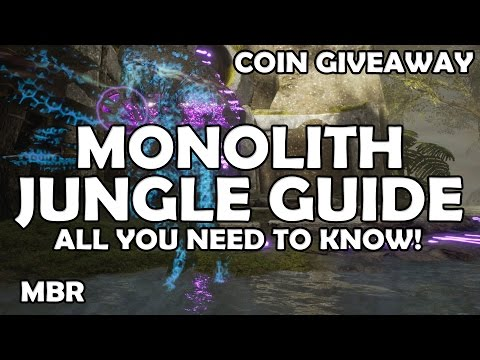 MONOLITH Gameplay | Jungle Guide | All You Need To Know | Paragon Coin GiveAway