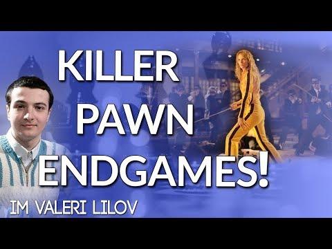 Winning Pawn Endgames the Easy Way with IM Valeri Lilov!