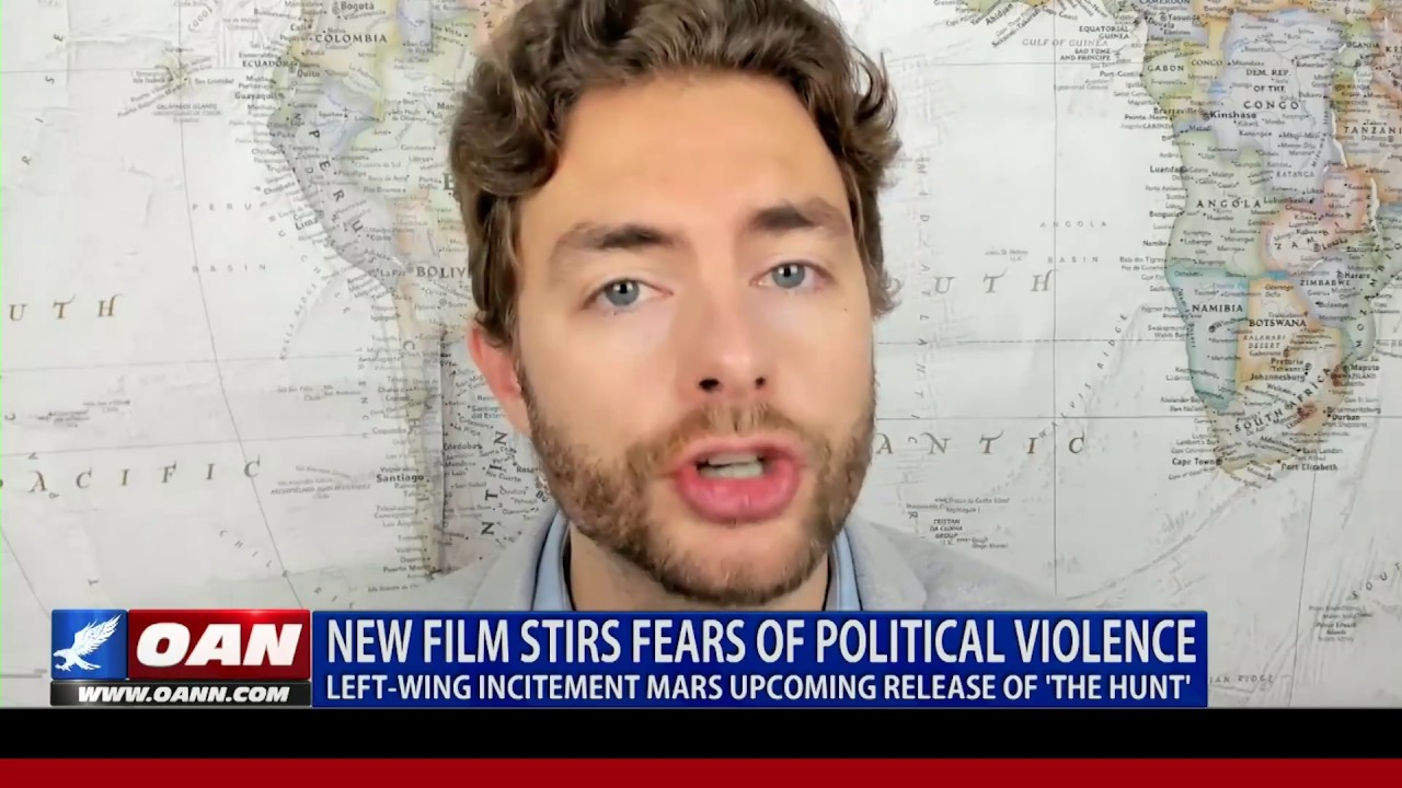 New film stirs fears of political violence