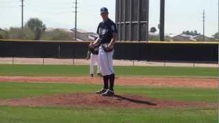Michael Kelly - RHP - San Diego Padres