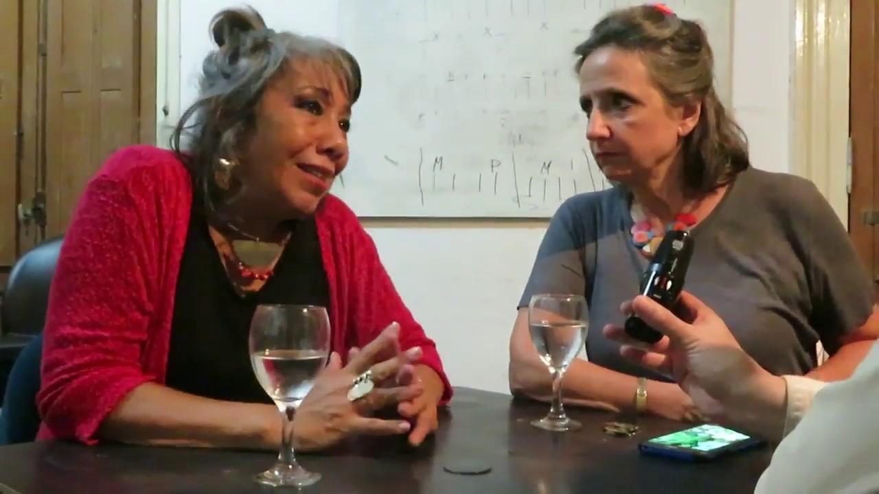 Entrevista a Verónica Condomi y Liliana Vitale en El Solar de las Artes el 9 de Marzo de 2019