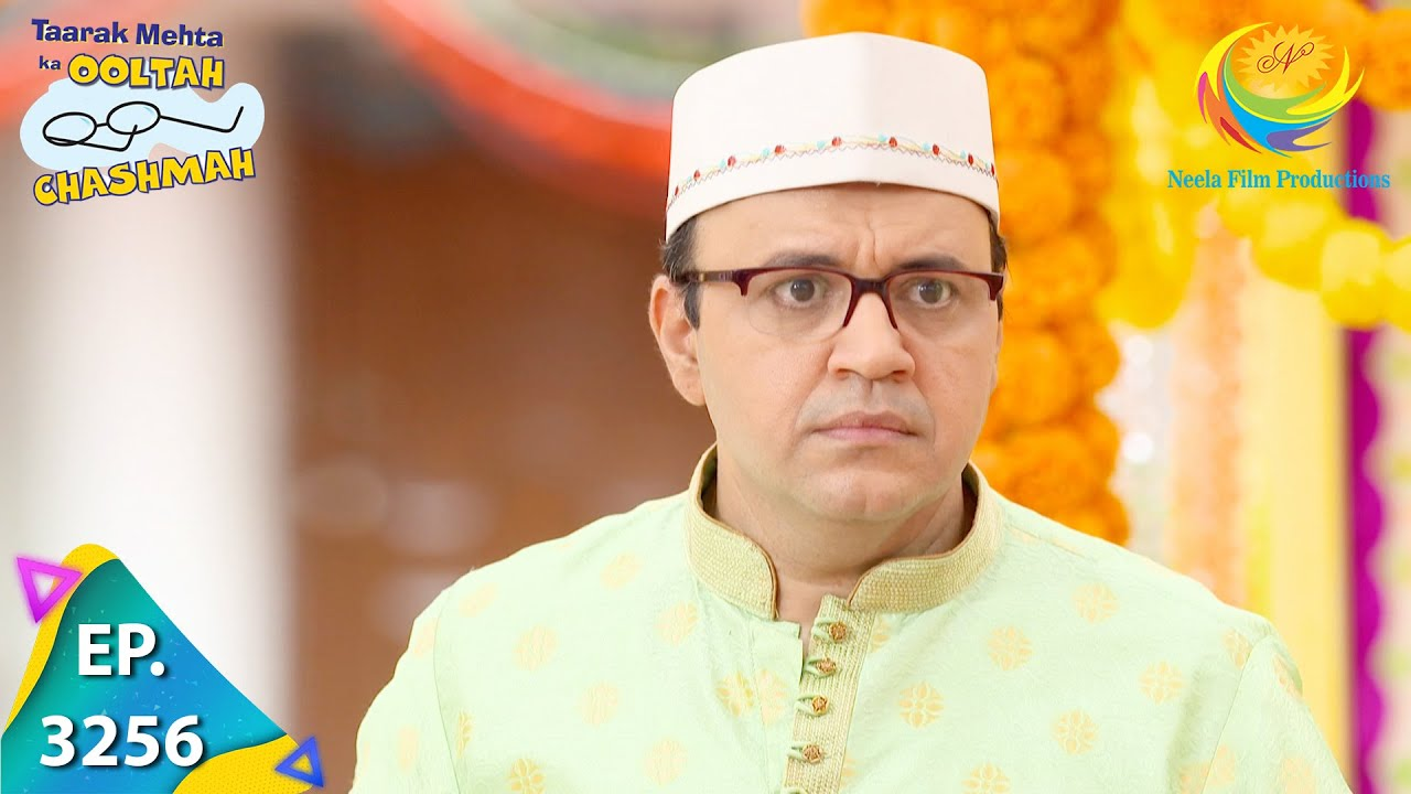 Download Taarak Mehta Ka Ooltah Chashmah - Ep 3256 - Full Episode - 17th September 2021
