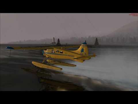 [FSX] Bush Pilot for a Day - MilViz Beaver - PART 1 of 3