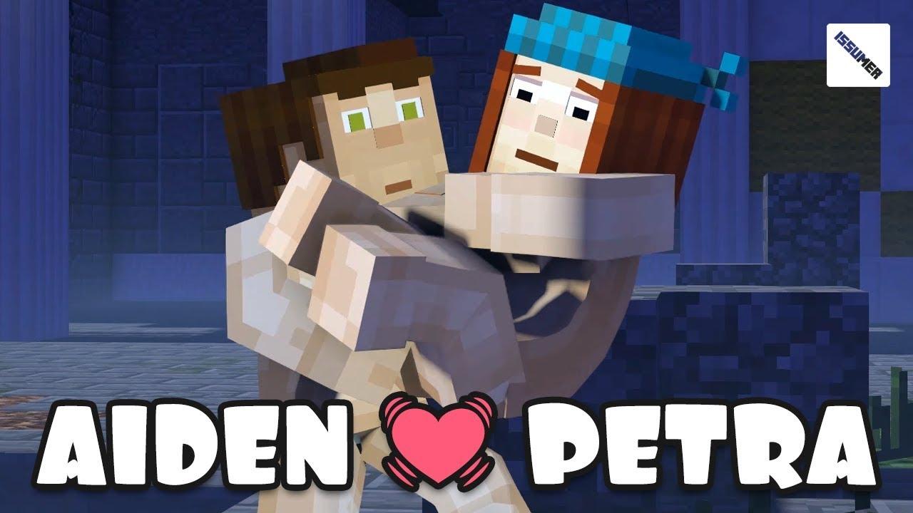 Aiden Petra Skin Error Minecraft Story Mode Season 2