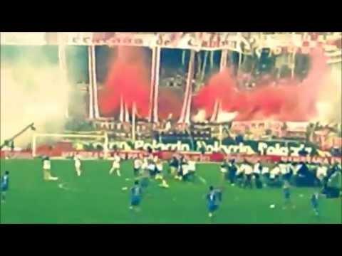 Argentinian football derby - River Palte vs Boca Juniors