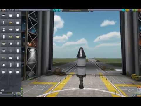 5 Minute Kerbal - #3 - Liquid fueled engines!