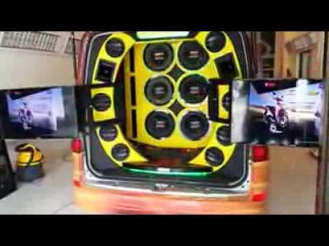 Modifikasi Audio Mobil Grand Max Dari Mobiltronik Makassar Youtube