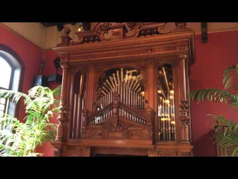 """Welte Style 5 Concert Orchestrion plays """"Orpheus in the Underworld"""""""