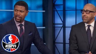 Jalen Rose: How is Mark Cuban talking about tanking and Dirk