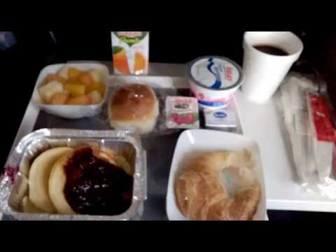 AIR FRANCE BREAKFAST Economy (Buenos Aires - Paris)