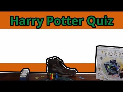 Harry Potter Quiz (Morten vs Harry Potter fan)