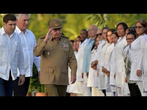 كاسترو يهاجم الولايات المتحدة في الذكرى الستين للثورة الكوبية…  - 07:53-2019 / 1 / 2