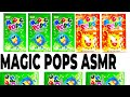 5 MAGIC POP AND SOME AMAZING CANDIES ..!!!!