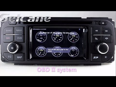 all in one 2003 2004 2005 2006 jeep wrangler radio dvd sat. Black Bedroom Furniture Sets. Home Design Ideas