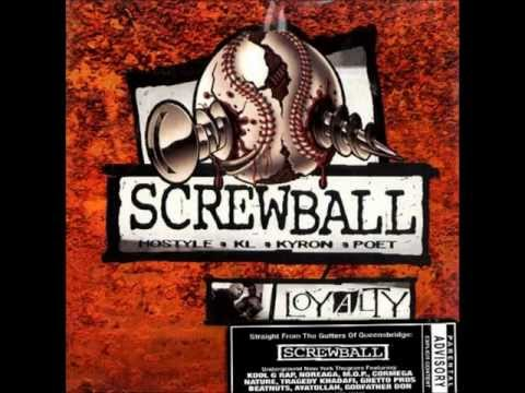 Screwball-Real Niggaz(Prod Ayatollah)