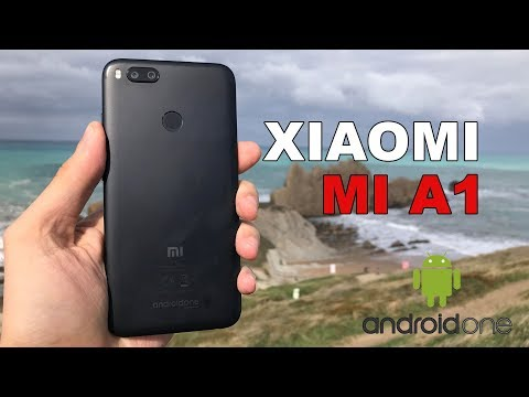 Xiaomi Mi A1, el primer móvil con Android One que pruebo