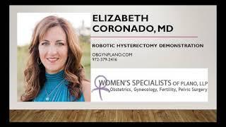 Robotic Hysterectomy Explained | Minimally-Invasive Hysterectomy | Plano, Dallas, Frisco TX