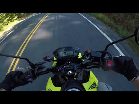 2017 Honda Grom 1 Month Review   First interstate ride!