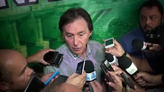 Eunício Oliveira reafirma se o PMDB não tiver Candidato eu voto em Lula