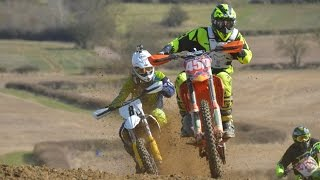 Motocross: 125cc vs 450's - RACE!