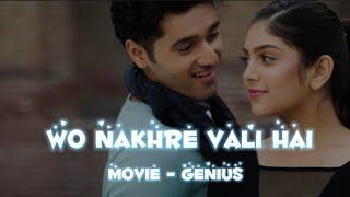 Wo nakhre wali hai radhika pyari hai | Nakhrewari full song | Genius #Nakhrewali Song