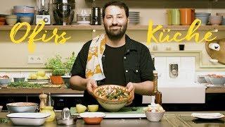 Schwarze Linsen mit frischer Zitrone – Linsensalat aus »Ofirs Küche«