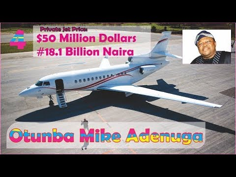 Top 10 Most Expensive Private Jet Owner In Nigeria In 2020 With Their Price