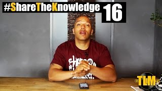 #ShareTheKnowledge Episode 16: Dresscode for DJs, Mixing in Key, the Closing DJ