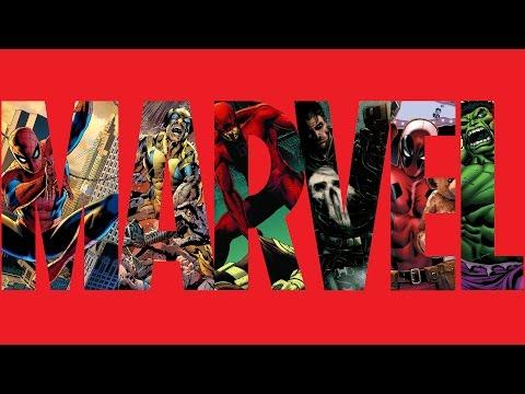 Все фильмы по комиксам Marvel Comics с 1973 по 2016.The History of Marvel Film. Superhero Movie.