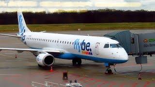 видео Авиакомпания Flybe