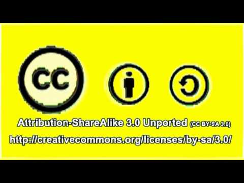 Creative Commons Attribution-ShareAlike 3.0 Unported License