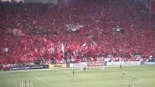 PK -2007 ACL Semi Final#2 [URADOU]浦和が韓国城南を破ったPK戦の現場カメラ映像フル版