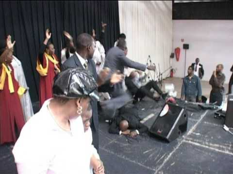 Dr Owuor in Paris, France pt 1 of 11