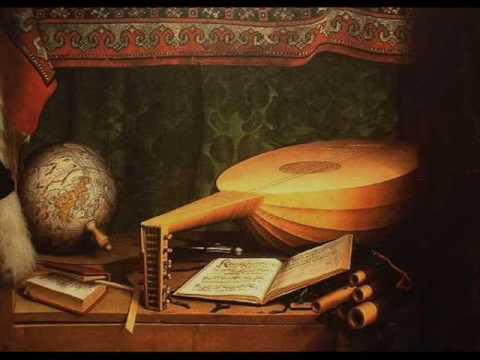 Lachrimae Pavan by John Dowland - Rob MacKillop, Lute