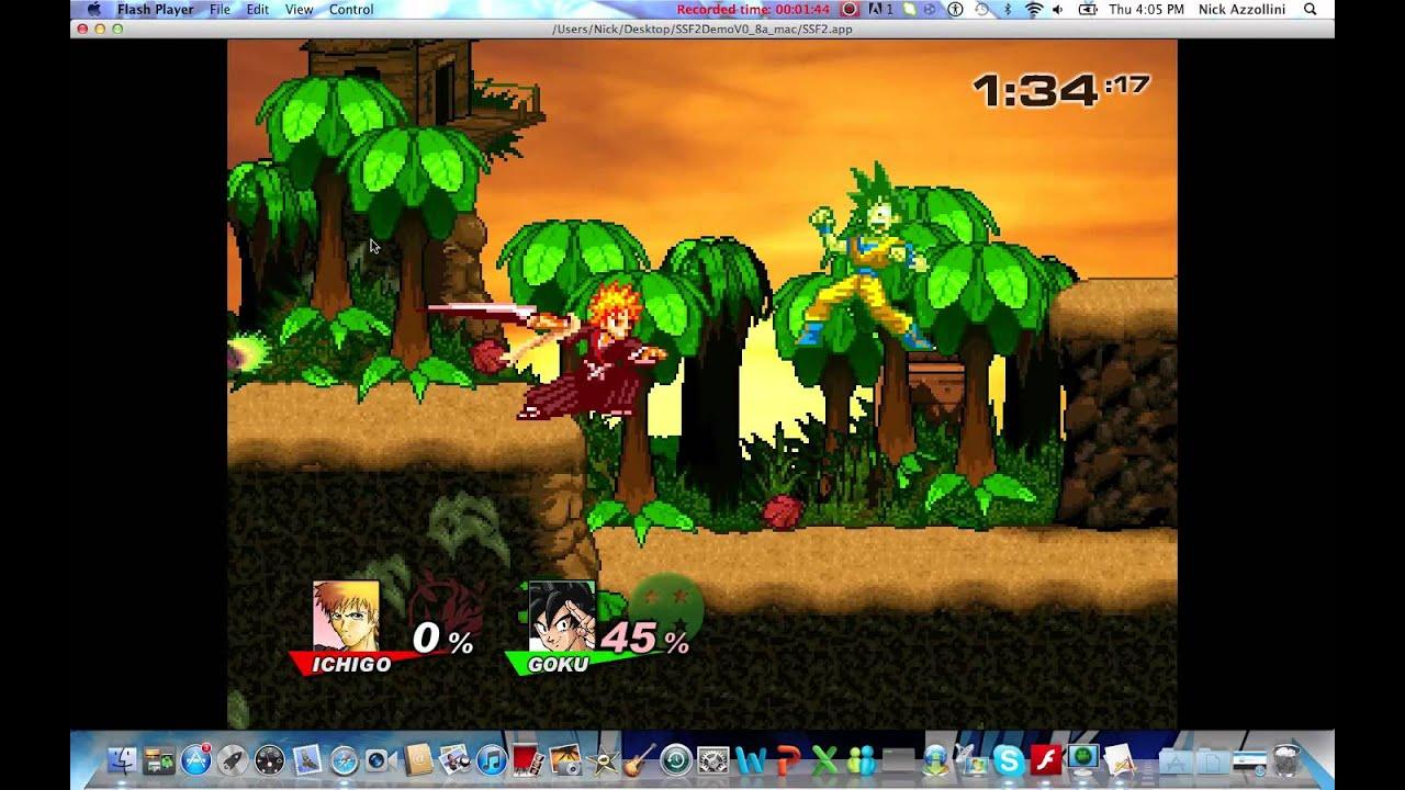 Super Smash Flash 8