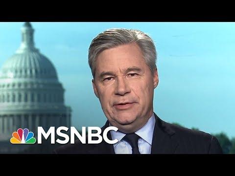 Senator Sheldon Whitehouse Calls For Tougher North Korea Sanctions | Morning Joe | MSNBC