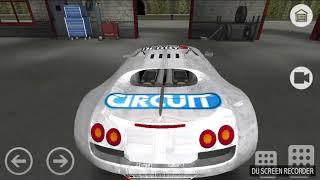 Bugatti vs lamborghini (0-150 kmph)drag race #Demolition derby 2