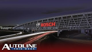 Reinventing Bosch For a New Automotive Industry - Autoline This Week 2307